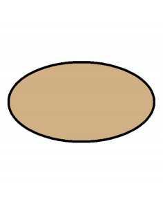 Peinture camouflage beige en aérosol (ral 1001)